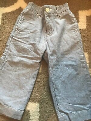 Polo Ralph Lauren Light Chambray Chino Pants 18M