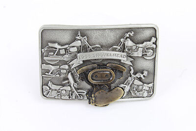 Shovelhead 1966 Belt Buckle for Holding up the Pants or Display