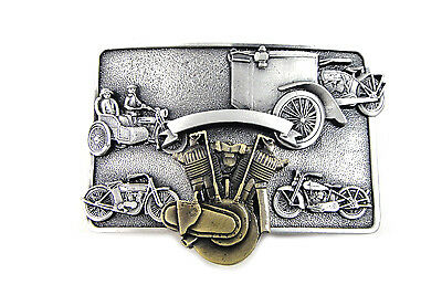 JD Belt Buckle for All Harley Lovers!