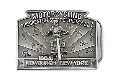 Motorcycling Belt Buckle for All Motorcycle Lovers! Harley