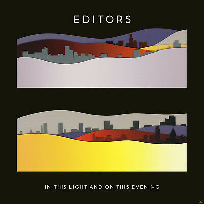 Editors - In This Light And On This Evening [Vinyl]