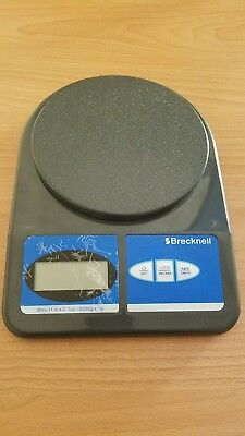 Brecknell Model 311 Scale Weight for Shipping Scale 11 lb x .1 0z / kg or lb!