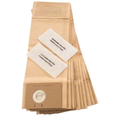 Advance 107413584 Dust Bag Kit (10 Bags with 2 Pre-Filters)
