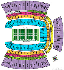 2 Lower Level Corner Tickets - San Diego Chargers vs. Pittsburgh Steelers