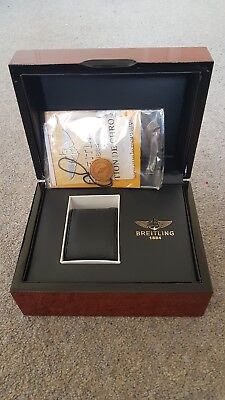 Breitling Watch Box Only
