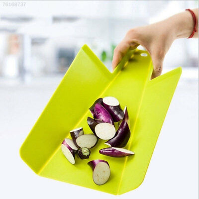 782A Foldable Plastic Non-Slip Hanging Cutting Board Chopping Block Kitchenware