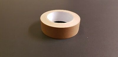 Brown Self Adhesive Backing Tape 38mm Masking Tape Craft Tape SALE TO CHRISTMAS
