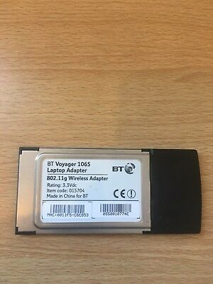 NEW DRIVERS: BT VOYAGER 1065