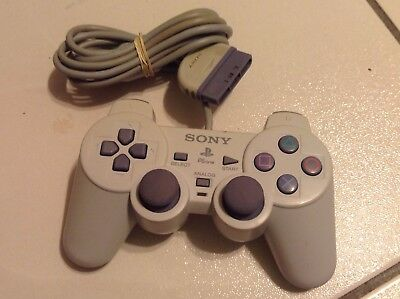 Sony PlayStation 1 DualShock Controller PS1 Analog Official SCPH-110