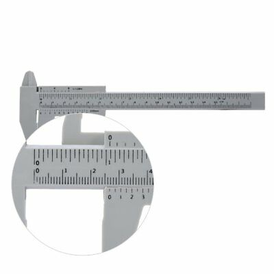Analog Electronic Gauge Stainless Steel Vernier 150mm 6inch Caliper Micrometer
