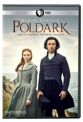 Poldark Season 4 Dvd - Brand New & Sealed + Free Priority Post