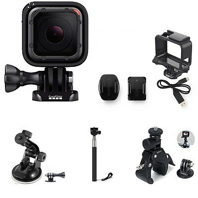 GoPro HERO5 Session HD Action Camera CHDRB-501 + Special Accessories CHDHS-502