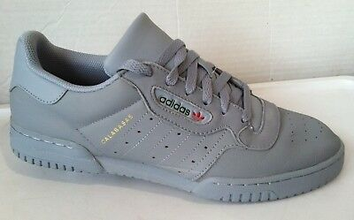 feed2a27670 NWOBX Adidas Yeezy Powerphase Calabasas Grey SZ 11 CG6422 LIMITED 100%  Authentic