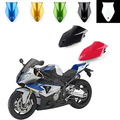 Rear Pillion Seat cowl fairing Cover for BMW S1000RR 2009-2014 2013 2012 2011 B1