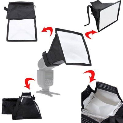 20*30cm Universal Mini Portable Softbox Diffuser for Flash/Speedlite/Speedlight