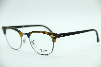 9f6149f1af New Ray-Ban Rb 5154 5491 Havana Eyeglasses Authentic Frames Rx Rb5154 49-21