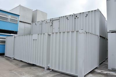 32' x 10' Fire Rated Toilet Blocks - site toilets - portable buildings