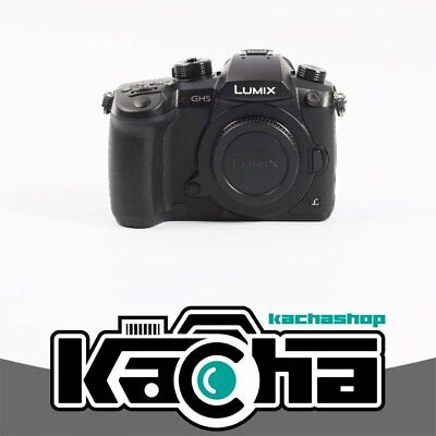 NUOVO Panasonic Lumix DC-GH5 Mirrorless Digital Camera (Body Only)