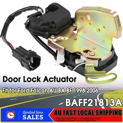 Door Lock Actuator Front Left Passenger Side FIT FORD Falcon AU BA BF 98-2006
