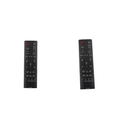 2x AH59-02630A Replaced Remote for Samsung Theater HT-H6500WM /HT-H7730WM