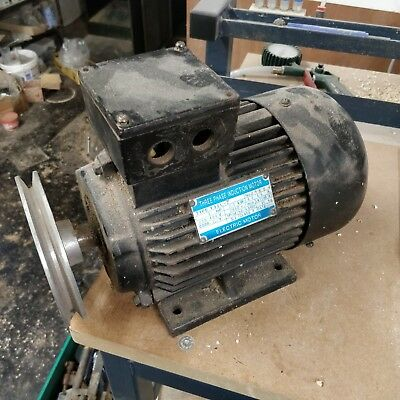 3 Phase Electric Motor 3Hp