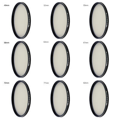 ZOMEI Slim CPL Circular Polarizing Polarizer Filter Lens for Canon/Nikon Cameras