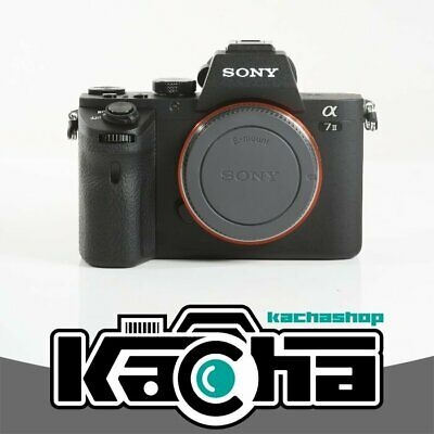 NEUF Sony Alpha a7II Mirrorless Digital Camera (Body Only)