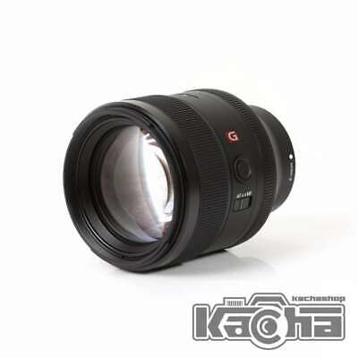 NEUF Sony FE 85mm f/1.4 GM Lens for Sony E- Mount SEL85F14GM