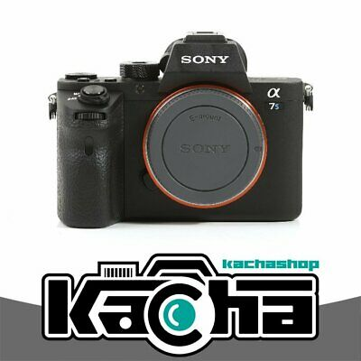 NEUF Sony Alpha a7S II Mirrorless Digital Camera Body Only