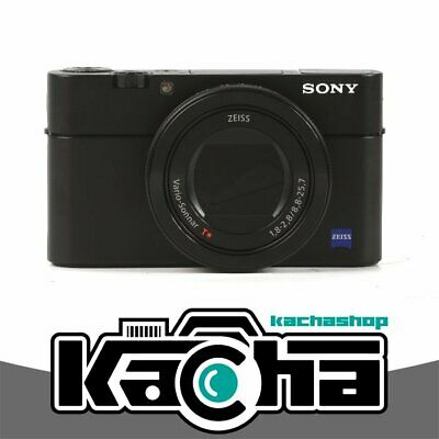 NEUF Sony Cyber-shot DSC-RX100 VA Digital Camera RX100M5A