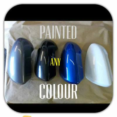 Wing/door Mirror Cover Compatible With Nissan Qashqai 08-13 Left Any Colour