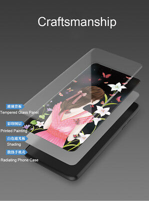 Tempered Glass Screen Protector for Huawei Honor 10 8X 7X P20 Phone Cover Case