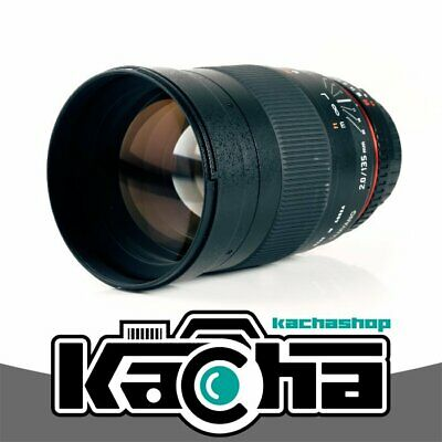NUEVO Samyang 135mm F/2.0 ED UMC Lens for Sony E-Mount