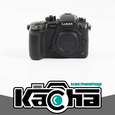 NUEVO Panasonic Lumix DC-GH5 Mirrorless Digital Camera (Body Only)