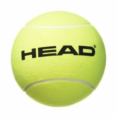 HEAD Giant Inflatable Tennis Ball, Yellow.dpd 1 day uk delivery.