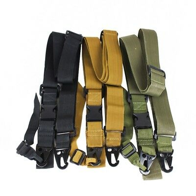New Tactical Rope Elastic Hunting Climbing Multi-function Outdoor Safety Sling