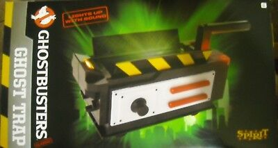 GHOSTBUSTERS Ghost Trap (Lights And Sound) Spirit Halloween -  Ships WORLDWIDE