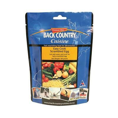 BACK COUNTRY CUISINE | Freeze Dried Camp Food - Easy Scrambled Egg