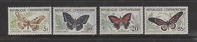 Central African Republic 1960 Mint Stamps