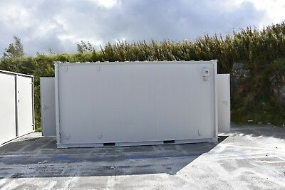 16' x 9' 3+1 Toilet Blocks - Site Toilets 3 gents and 1 ladies
