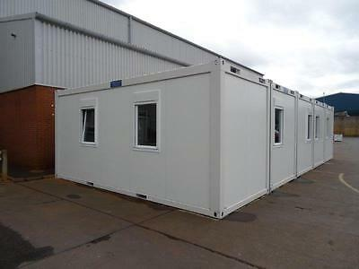 New Portable Buildings - Five Bay Modular building -  New Office / Canteen etc.