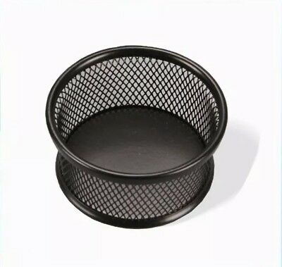 Klearex mesh holder for paper clips, rubber bands & all small office supplies...