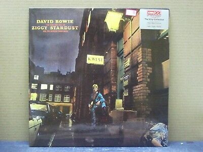 DAVID BOWIE - The Rise And Fall Of Ziggy Stardust... - LP - 33 GIRI - MN/NM
