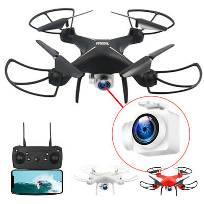 WIFI RTF Drohne 1080P HD Kamera Video WLAN 2.4GHz Kabellos RC Quadcopter Drohne