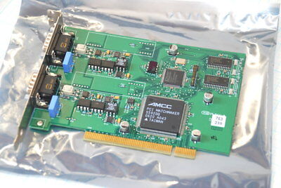 Kavaser PCIcan HS/HS 733-0130-00083-4 Dual Can Bus Card    FREE SHIP  (X2)c