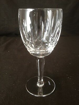 """Waterford Crystal Kildare Water Goblet Glass 7"""" H Sold Individually"""