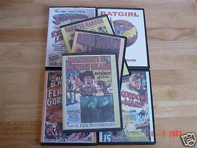 The Mysterious Mr M, 13 Chapter Cliffhanger Serial, 1946 - Dvd