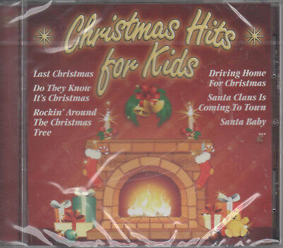 Kinder Christmas Hits for Kids CDNEU Last Christmas Do They Know Its Weihnachten