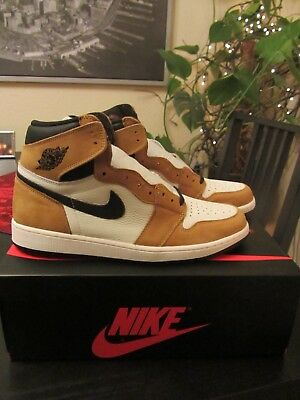 designer fashion 227a9 5c320 NIKE AIR JORDAN 1 RETRO HIGH OG Rookie Of The Year US 13 EU 47,