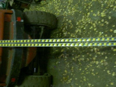 mini yellow conveyor roller track